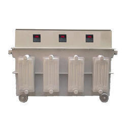 Three Phase Automatic Servo Stabilizer, With Surge Protection