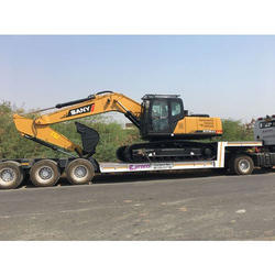 Sany Excavator Rental Services, Application/Usage: Material Handling