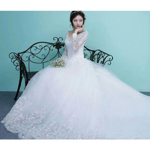 Wedding Gown at Rs 20000 /set | Wedding Gowns | ID: 16337609788