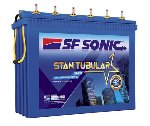 Inverter Battery - Stan Tubular Battery-FST0-ST400 Wholesale