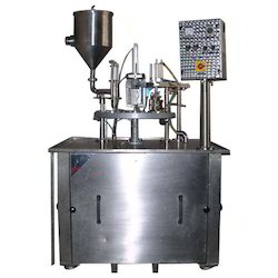 Semi Automatic Juice Filling Machine
