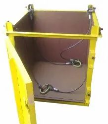 Material Lifting Basket