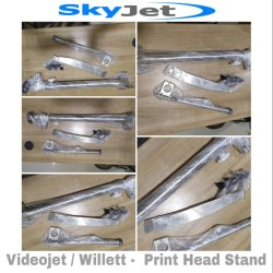 SkyJet - Videojet / Willett Print Head Stand