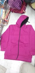 Full Sleeve Wind Cheaters Ladies Jacket