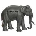 Fiber Elephant Animal Statue