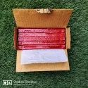 SEALING WAX RED 400 GRAM