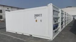 DNV 2.7-1 Certified 20 Feet Refrigerated Offshore Container