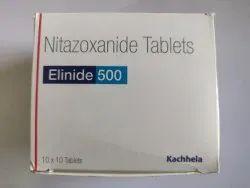 ELINIDE 500 Tablets ( Nitazoxanide 500 mg )