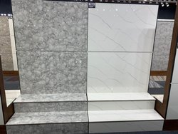 High Glossy Staircase Step Tiles