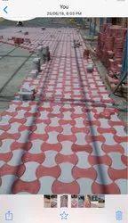 PVC Mould Paver
