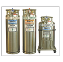 Stainless Steel Low Pressure Dura Cylinders For Liquid Nitrogen, Capacity: 120 To 230 Ltrs