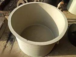 Spiral PP Open Top Storage Tank