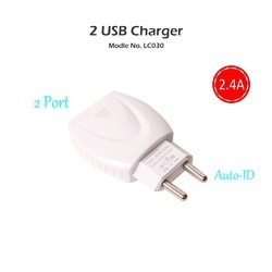 2 Amp 2 USB Charger