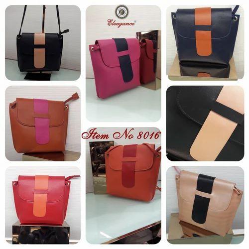 3355f36ce4 Manufacturer of Designer Ladies Bags   Gents Wallets by Eleegance Bags Pvt.  Ltd.