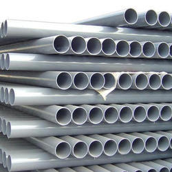 Grey Rigid PVC Pipes