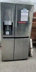 5 Star LG Refrigerator