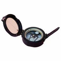 Wooden Brunton Compass