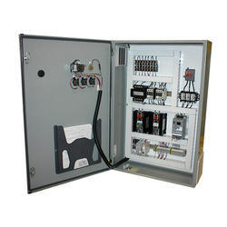 Three Phase Control Panel, IP Rating: IP33