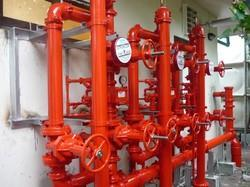 Fire Fighting Pump Room Commissioning Service