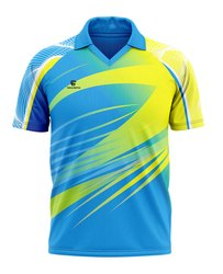 Sublimation Cricket Team Jersey