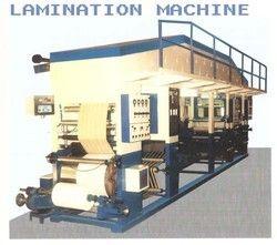 Wide Web Coating & Laminating Machine