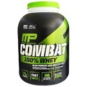 Musclepharm Combat 2.27 Kg Vanilla Flavored Whey Protein, Packaging Type: Plastic Container