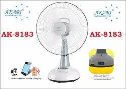 40W - 50W Regular Emergency Fan With Light