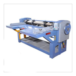 4 Bar Rotary Cutter and Creasing Machine