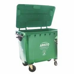 Industrial Dustbin 1100 Ltr
