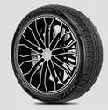 Black Mrf Tyre Perfinza Clx1 - Tl