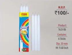 Plain Candles 15.0-06