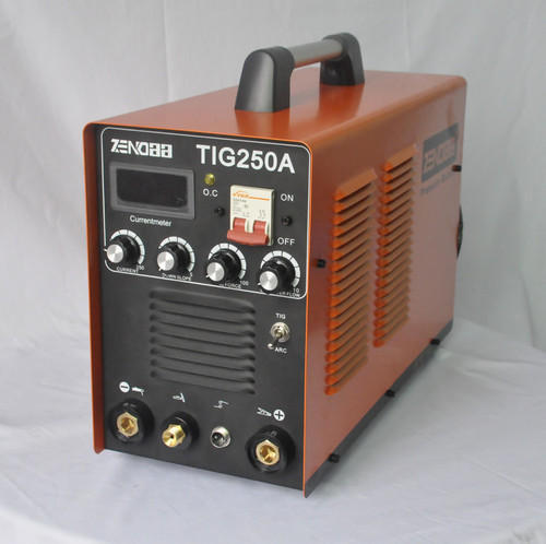 Automatic Zenoaa ARC Welder, Text