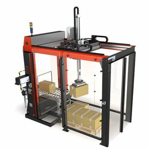 Automatic Bag Palletizer Machine Model Rcp 5
