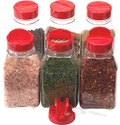 Plastic Spice Container Cap