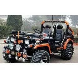 Bolero Sports Jeep Making Service, Weight:1200kg, Model Name/Number: 2006