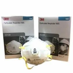 3M Particulate N95 Respirator Face Mask