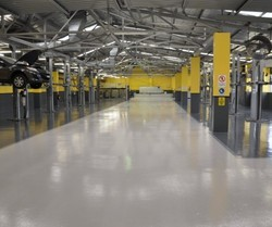 High Solid Epoxy Coating