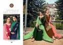 Mahira Vol 2-Riddhi Siddhi Fashion Heavy Designer Jacquard Silk Salwar Suits For Festival Collection