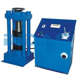 Compression Testing Machine Electrical
