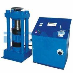 Compression Testing Machine Electrical