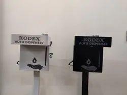 Plastic Automatic Sanitizer Dispenser