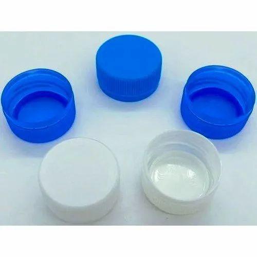 Plastic Round Water Bottle Cap