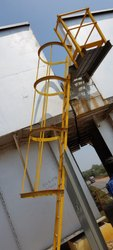 GRP Cage Ladder