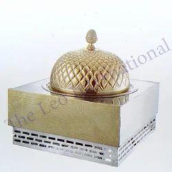 Luxury design rectangular Brass Chafing Dish