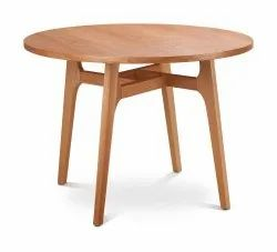Cafeteria Round Tables