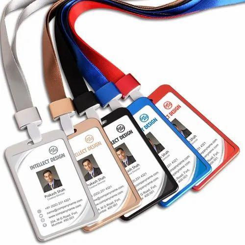 Corporate ID Card, Company Id Card, Employee Card
