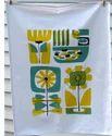 Custom Cotton Digital Design Printed Kitchen Towels