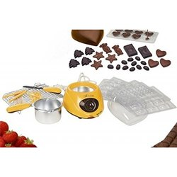 Chocolatiere Electric Chocolate Maker Melting Pot Assorted Color