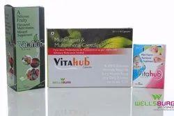 VItaHub Multivitamin And Multimineral Capsules