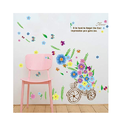 Pvc Printed Wall Sticker